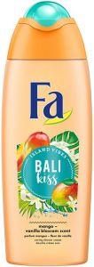 FA BALI KISS SHOWER CREAM DOUCHECREME FLACON 250 ML