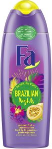 FA BRAZILIAN NIGHTS SHOWER GEL DOUCHEGEL FLACON 250 ML