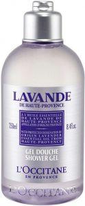 L'OCCITANE LAVANDE SHOWER GEL DOUCHEGEL FLACON 250 ML