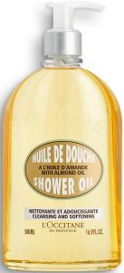 L'OCCITANE ALMOND SHOWER OIL DOUCHEOLIE POMP 500 ML