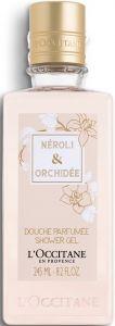 L'OCCITANE NEROLI & ORCHIDEE SHOWER GEL DOUCHEGEL FLACON 245 ML