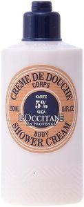 L'OCCITANE SHEA BUTTER BODY SHOWER CREAM DOUCHECREME FLACON 250 ML