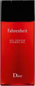 DIOR FAHRENHEIT SHOWER GEL DOUCHEGEL FLACON 200 ML