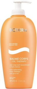 BIOTHERM BAUME CORPS OIL THERAPY POMP 400 ML