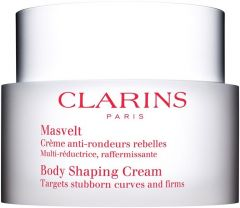 CLARINS BODY SHAPING CREAM POT 200 ML
