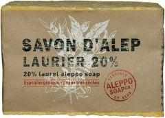 ALEPPO SOAP 20% LAURIER ZEEP 200 GRAM