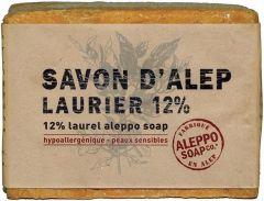 ALEPPO SOAP 12% LAURIER ZEEP 200 GRAM