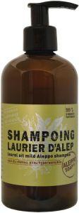 ALEPPO SOAP LAURIER OLIE SHAMPOO POMP 300 ML