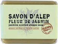 ALEPPO SOAP FLEUR DE JASMIN ZEEP 100 GRAM