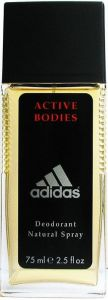 ADIDAS ACTIVE BODIES DEODORANT SPRAY 75 ML