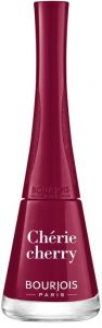BOURJOIS 1 SECOND 08 CHERIE CHERRY NAGELLAK POTJE 9 ML