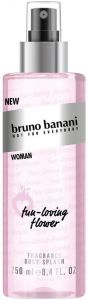 BRUNO BANANI WOMAN BODY MIST SPRAY 250 ML