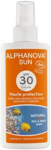 ALPHANOVA SUN SPF30 ZONNEBRAND SPRAY 125 GRAM