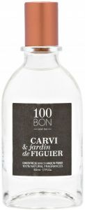 100BON CARVI & JARDIN DE FIGUIER CONCENTRATE EDP (REFILLABLE) FLES 50 ML
