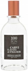 100BON CARVI & JARDIN DE FIGUIER CONCENTRATE EDP (REFILLABLE) FLES 50 ML