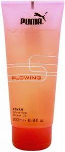 PUMA FLOWING WOMAN SHOWER GEL DOUCHEGEL TUBE 200 ML