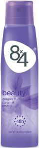 8X4 BEAUTY DEO SPRAY SPUITBUS 150 ML