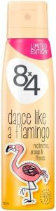 8X4 DANCE LIKE A FLAMINGO DEO SPRAY SPUITBUS 150 ML