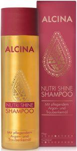 ALCINA NUTRI SHINE SHAMPOO FLACON 250 ML
