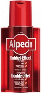 ALPECIN DUBBEL-EFFECT SHAMPOO FLACON 200 ML