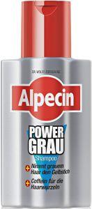 ALPECIN POWER GREY SHAMPOO FLACON 200 ML