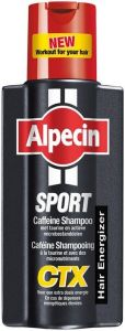 ALPECIN SPORT CAFEINE CTX SHAMPOO FLACON 250 ML
