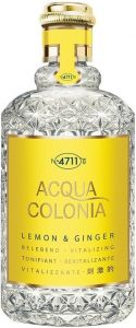 4711 ACQUA COLONIA LEMON & GINGER EDC FLES 50 ML