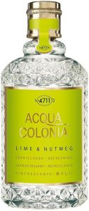 4711 ACQUA COLONIA LIME & NUTMEG EDC FLES 170 ML