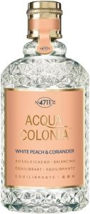 4711 ACQUA COLONIA WHITE PEACH & CORIANDER EDC FLES 50 ML