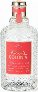 4711 ACQUA COLONIA LYCHEE & WHITE MINT EDC FLES 50 ML