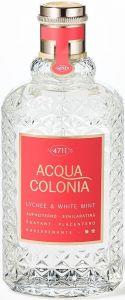 4711 ACQUA COLONIA LYCHEE & WHITE MINT EDC FLES 170 ML
