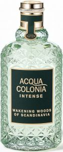 4711 ACQUA COLONIA INTENSE WAKENING WOODS OF SCANDINAVIA EDC FLES 170 ML