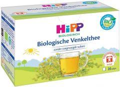HIPP BIOLOGISCHE VENKELTHEE 4+ MAAND DOOSJE 20 ZAKJES