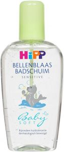 HIPP BABY SOFT BELLENBLAAS BADSCHUIM FLACON 200 ML