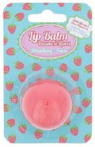 2K LIP BALM FABULOUS FRUITS STRAWBERRY LIPPENBALSEM POTJE 5 GRAM