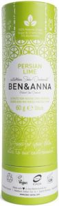 BEN & ANNA PERSIAN LIME PUSH UP DEO STICK 60 GRAM