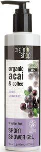 ORGANIC SHOP ORGANIC ACAI & COFFEE SPORT SHOWER GEL DOUCHEGEL POMP 280 ML