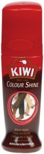 KIWI COLOUR SHINE INSTANT POLISH BRUIN SPRAY 75 ML