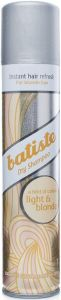 BATISTE DRY SHAMPOO LIGHT & BLONDE DROOGSHAMPOO SPRAY 200 ML
