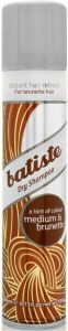 BATISTE DRY SHAMPOO MEDIUM & BRUNETTE DROOGSHAMPOO SPRAY 200 ML