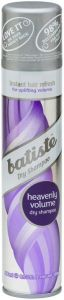 BATISTE DRY SHAMPOO HEAVENLY VOLUME DROOGSHAMPOO SPRAY 200 ML