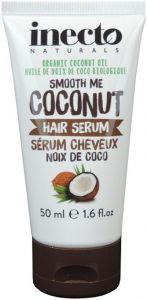 INECTO NATURALS COCONUT SMOOTH ME COCONUT HAIR SERUM HAARSERUM TUBE 50 ML