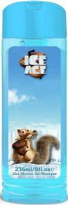 ICE AGE 2 IN 1 SHOWER GEL / SHAMPOO FLACON 236 ML