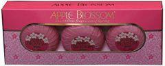 APPLE BLOSSOM SOAP ZEEP DOOSJE 3 X 50 GRAM