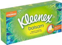 KLEENEX BALSAM TISSUES BOX 80 STUKS