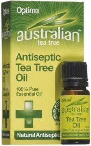 AUSTRALIAN TEA TREE ANTISEPTIC TEA TREE OIL FLACON 10 ML