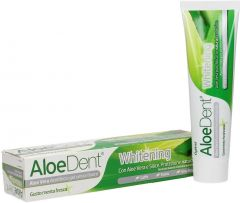 ALOEDENT WHITENING TANDPASTA TUBE 100 ML