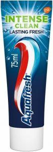 AQUAFRESH INTENSE CLEAN LASTING FRESH TANDPASTA TUBE 75 ML
