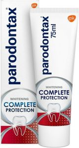 PARODONTAX COMPLETE PROTECTION WHITENING TANDPASTA TUBE 75 ML