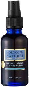 MAROCCAN NATURAL ORGANIC ARGAN HAIR TREATMENT SPRAY 30 ML